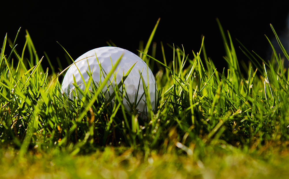golf-ball-grass
