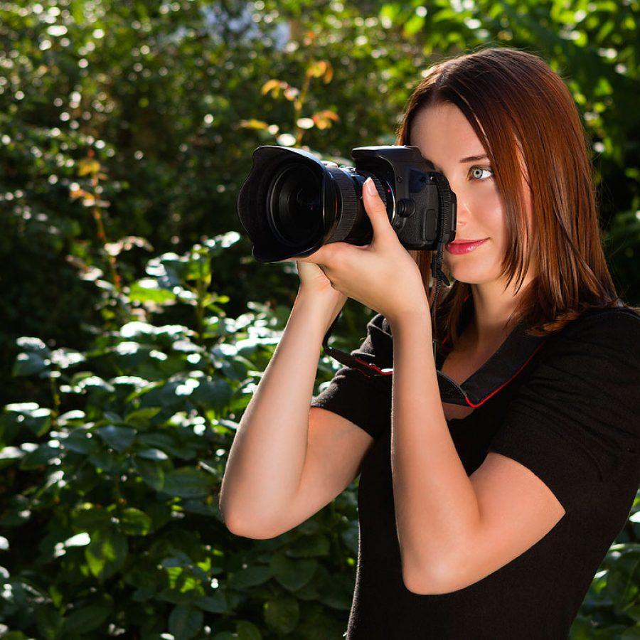 Modelingová fotografie – Kristina