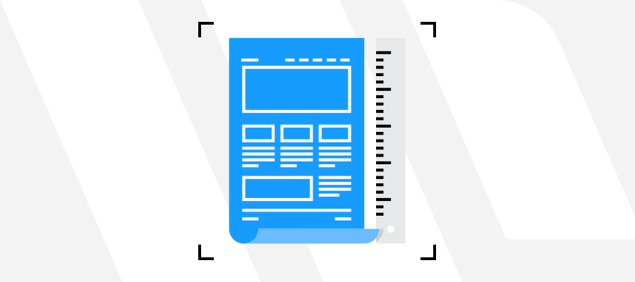 WP – vlastnosti stran webu