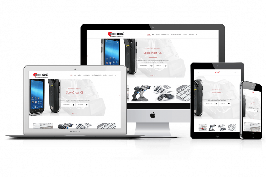 ICS E-Shop facelift 2018