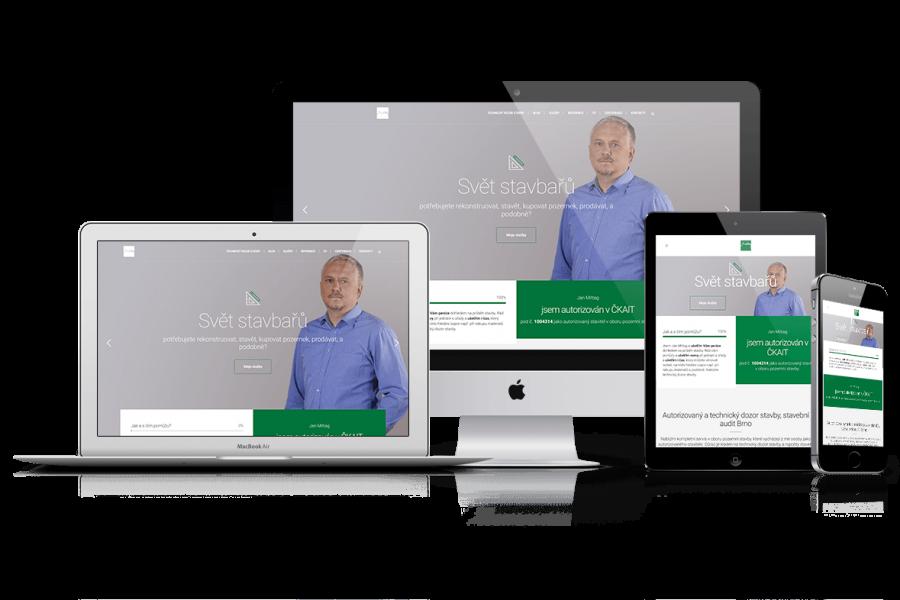 WordPress web Jan Mittag