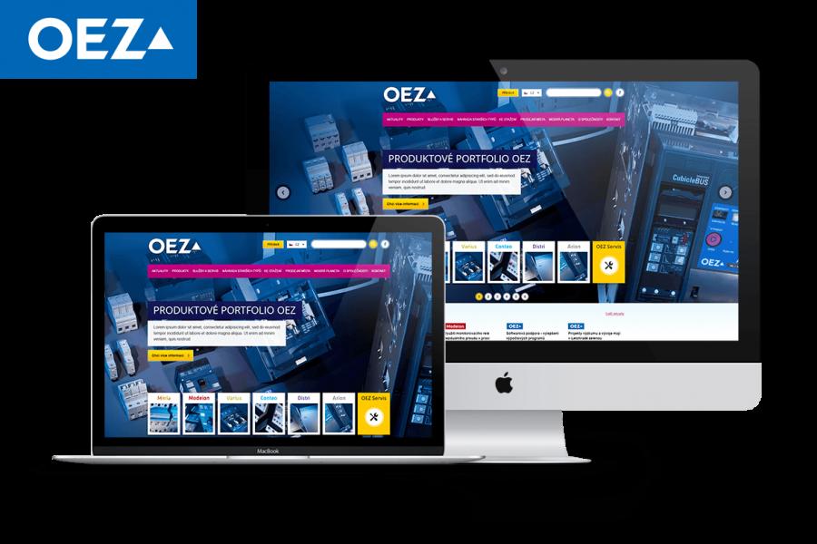 Facelift portálu OEZ 2015